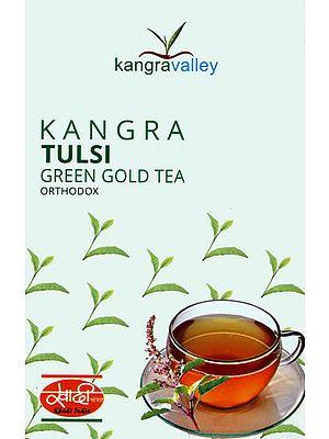 Tulsi Green Gold Tea (A Herbal Remedy)