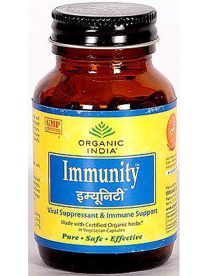 Immunity (Viral Suppressant & Immune Support) (60 Capsules)