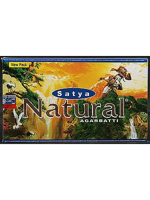 Satya Natural Agarbatti (Incense)