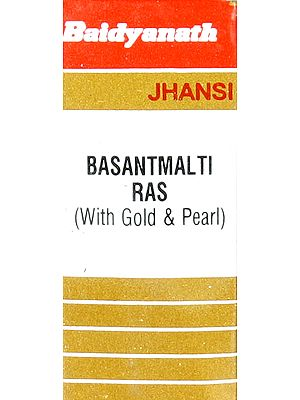 Basantmalti Ras (With Gold & Pearl)