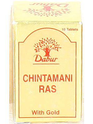 Chintamani Ras (With Gold)