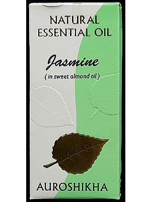 Jasmine (In Sweet Almond Oil) - Natural Essential Oil