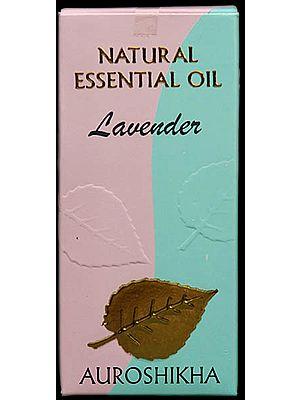 Lavender - Natural Essential Oil