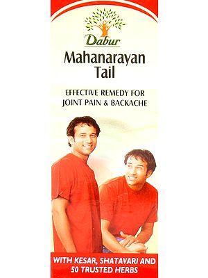 Mahanarayan Tail - Effective Remedy for Joint Pain & Backache (Oil)