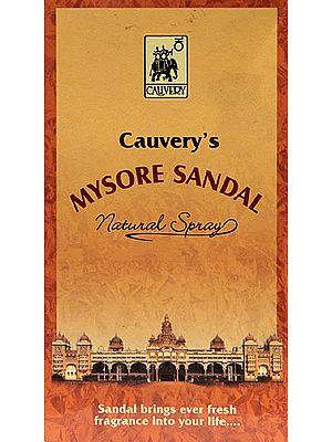 Mysore Sandal (Natural Spray)