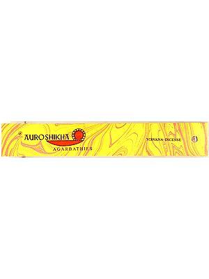 Nirvana Incense (Auroshikha Agarbathies)