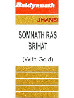 Somnath Ras Brihat (With Gold)