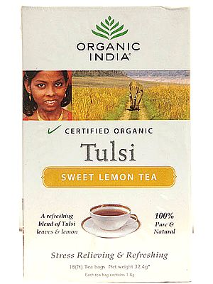 Tulsi - Sweet Lemon Tea