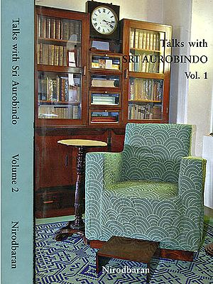 Talks with Sri Aurobindo (Set of 2 Volumes)