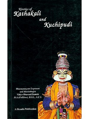 Kinetics of Kathakali and Kuchipudi