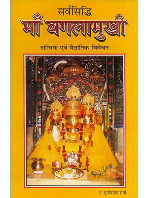 सर्वसिद्धि माँ बगलामुखी: Mother Bagalamukhi (A Tantrik and Scientific Study)