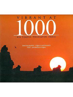 Vibrant at 1000 Big Temple, Thanjavur, India