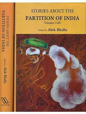 Stories About the Partition of India (Set of Two Books)