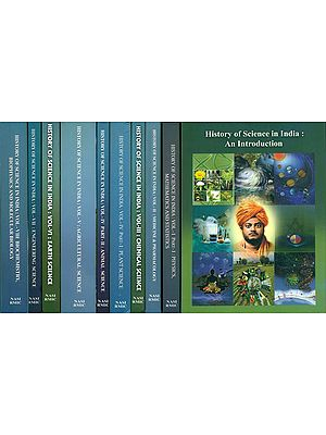 History of Science in India (Set of 11 Volumes)