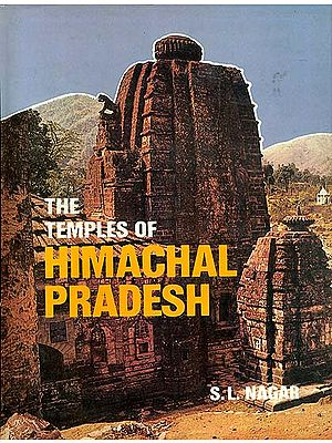 The Temples of  Himachal Pradesh (An Old Book)