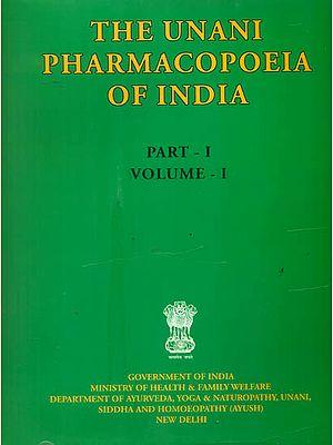 The Unani Pharmacopoeia of India - Part 1, Volume 1