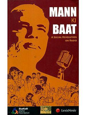 Mann Ki Baat (A Social Revolution on Radio)
