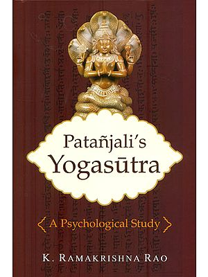 Patanjali's Yogasutra (A Psychological Study)