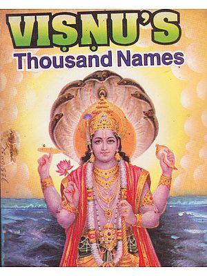 Visnu's Thousand Names