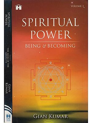 Spiritual Power: The Mask of the Absolute (Set of 2 Volumes)