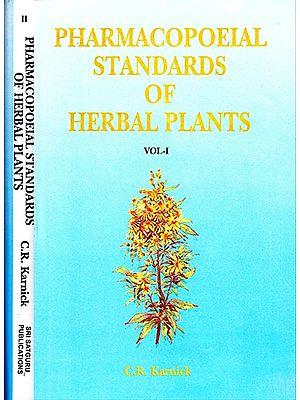 Pharmacopoeial Standards of Herbal Plants (Set of 2 Volumes)