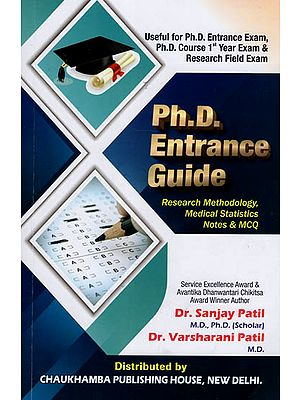 Ph.D. Entrance Guide - Research Methodology, Medical Statistics Notes and MCQ