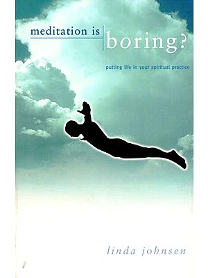 Meditation is Boring? (Putting Life in Your Spiritual Practice)