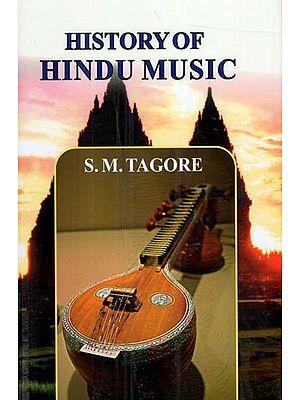 History of Hindu Music