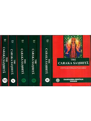 The Caraka Samhita (Set of 6 Volumes)