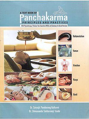 A Text Book Panchakarma (Principles and Practices)