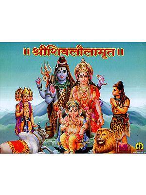 श्रीशिवलीलामृत - Shri Shiva Lila Amrit (Marathi)