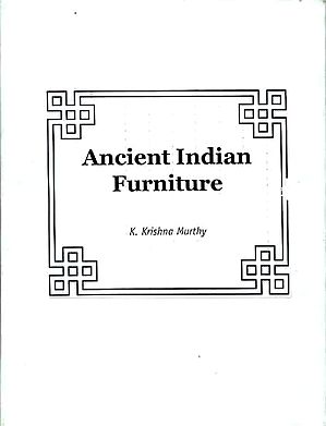 Ancient Indian Furniture