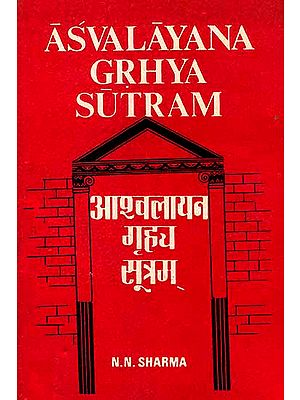Asvalayana Grhya Sutram