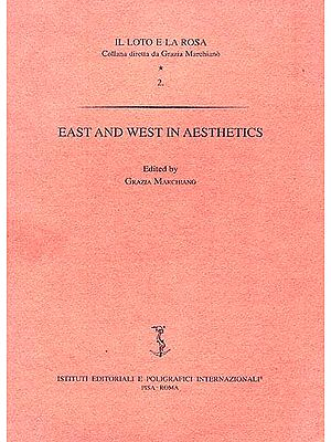 EAST AND WEST IN AESTHETICS