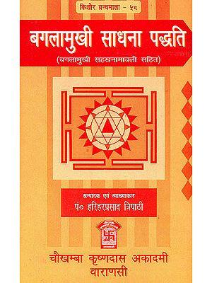 बगलामुखी साधना पध्द्ति (संस्कृत एवम् हिन्दी अनुवाद) - How to Perform Sadhana of Goddess Bagalamukhi