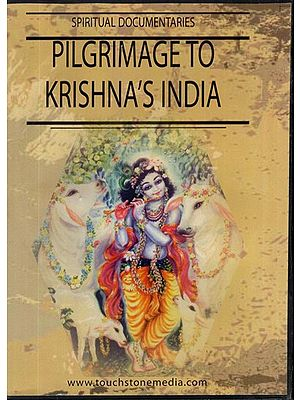Pilgrimage To Krishna's India (Devotional Drama Series) (DVD Video)