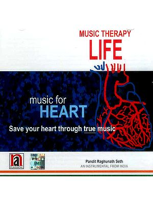 Music Therapy Life (Music For Heart: Save Your Heart Through True Music) (Audio CD)