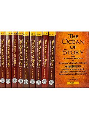 The Ocean of Story Being C.H. Tawney's Translation of Somadeva's Katha Sarit Sagara (Kathasaritsagara): (Ten Volumes)