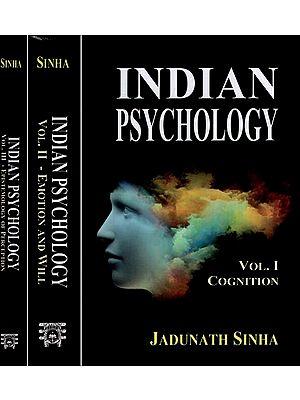 Indian Psychology (Three Volumes)