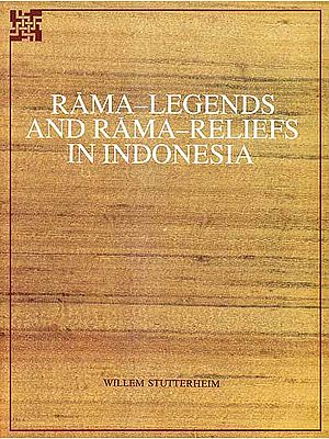 Rama–Legends and Rama–Reliefs In Indonesia (An Old and Rare Book)