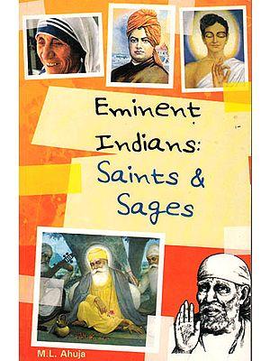 Eminent Indians: Saints & Sages