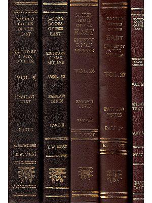 Pahlavi Texts (In 5 Volumes)