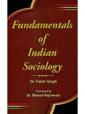 Fundamentals of Indian Sociology