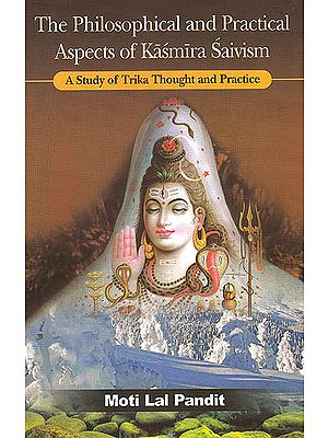 The Philosphical and Practical Aspects of Kasmira Saivism (A Study of Trika Thought and Practice)
