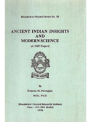 Ancient Indian Insights and Modern Science: A Rare Book