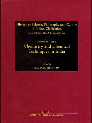Chemistry and Chemical Techniques in India