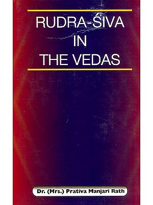Rudra-Siva in The Vedas