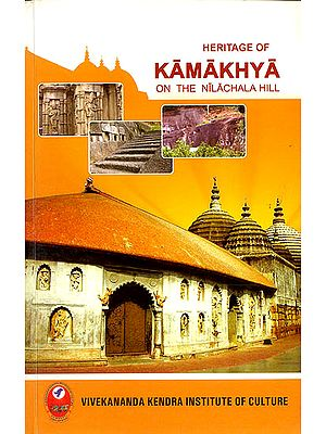 Heritage of Kamakhya on The Nilachala Hill (Based on Field -Investigation): A Rare Book