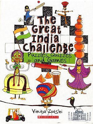 The Great India Chailenge (Puzzles, Quizzes and Games)