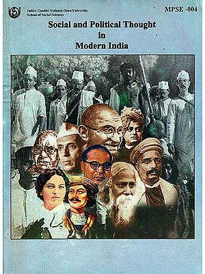 Social and Political Thought in Modern India